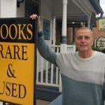 Printed Page Bookshop co-owner John Frantzen