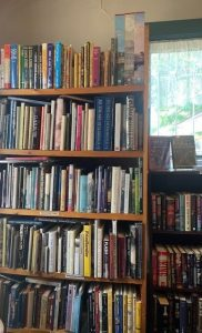 Printed Page Bookshop used art books