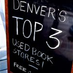 One of Denver's Top 3 Used Book Stores