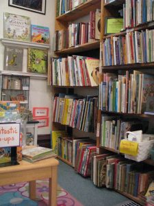 Find children's books at Printed Page Bookshop