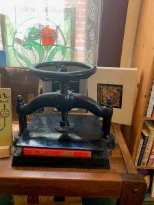 Printed Page Bookshop book preservation Denver